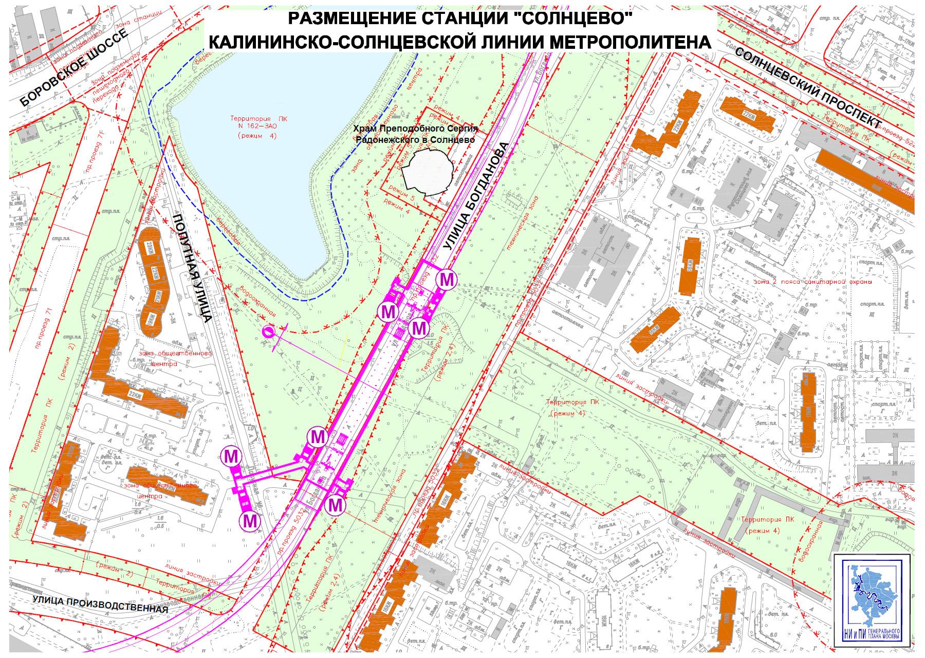 схема линий метро омска